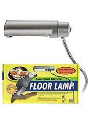 ZooMed Deluxe Floor lamp plus bulb