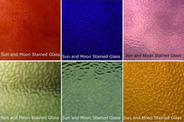 Wissmach Stained Glass Sheet Pack