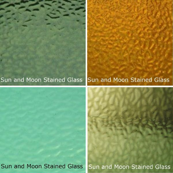 Wissmach Stained Glass Sheet Pack J