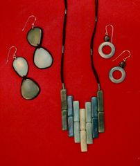 Oceany Tagua Necklace