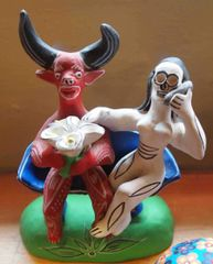 Ceramic Dynamic Couple