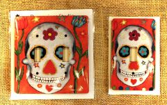 Calaveras Double Switchplate