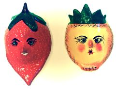 Coconut Masks - Fruit