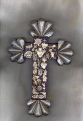 Gothic Milagros Cross