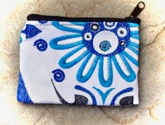 Mod Flower Coin Purse