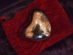 Nickel Heart Chime