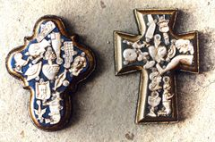 Milagros Crosses - small