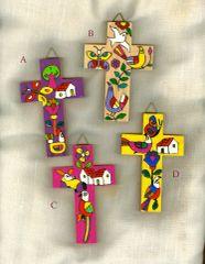Salvadorian Crosses - small