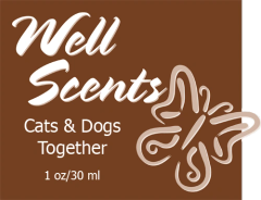 Well Scents Cats & Dogs Together
