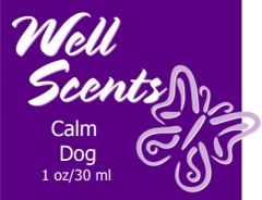 Well Scents Calm Dog