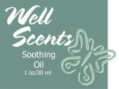 Well Scents Soothing Oil