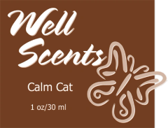 Well Scents Calm Cat