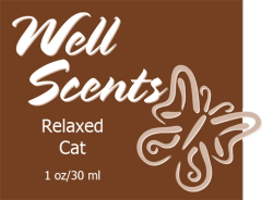 Well Scents Relaxed Cat