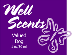 Well Scents Valued Dog