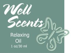 Well Scents Relaxing Oil