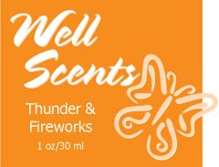 Well Scents Thunder & Fireworks for Horses