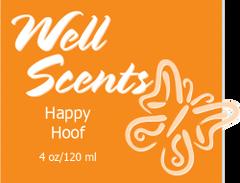 Well Scents Happy Hoof
