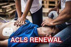 ACLS Renewal (Advanced Cardiovascular Life Support) Call (713) 408-2934 to schedule or pick date