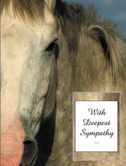 Sympathy Card: With deepest sympathy - Item # GC 6 Sympathy