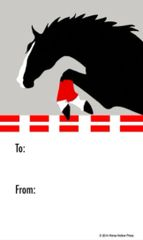 Gift Tags in BULK: Jumper - Item # GT X Jumper BULK