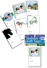 40 CHRISTMAS GIFT TAG Pack: 1 of each design - Item # RP-Gift Tags