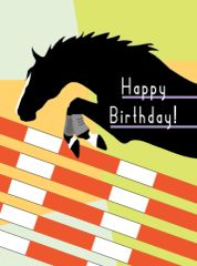 Birthday Card: Happy Birthday! - Item # GC Jumper