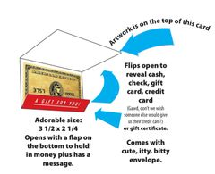 What is a Gift Card & Envelope