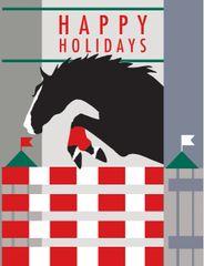Christmas Card: Happy Holidays Jumper - Item# GC X Jumper