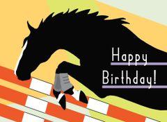 Gift Card/Money Holder: Happy Birthday Jumper - Item # GE 3