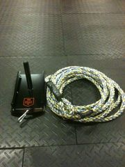 Gallia Fitness Sled and Pull Rope combo