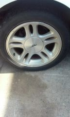 "98 Mustang Gt 17"" Wheels"