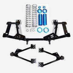 79-93, 94-95, 96-04 UPR Mild Steel K Member Kit