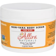Nun • yara Body Scrub for Kids