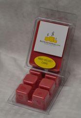 Red Velvet Cake Scented Wax Melts (3X Fragrance)