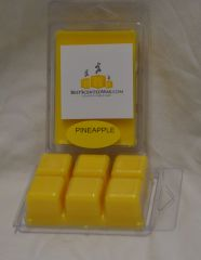 Pineapple Triple Scented Wax Melts (6 Cubes Per Shell)