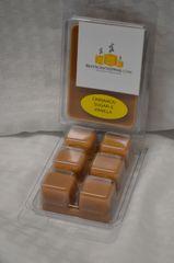 Cinnamon Sugar and Vanilla Wax Melts (Triple Scented)