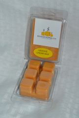 Orange Cream Bar Wax Melts (Triple Scented)