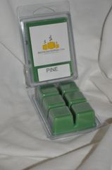 Pine Triple Scented Wax Melts (6 cubes Per Shell)
