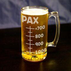 PAX Chart Glass