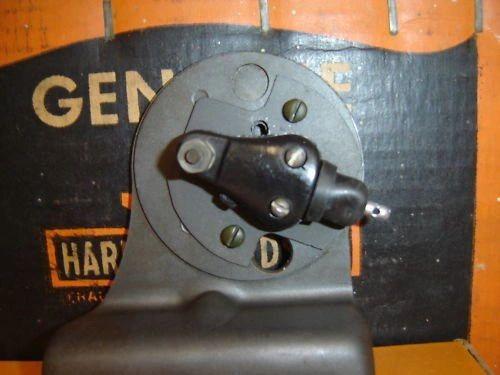 Harley Davidson Brake Light Switch Mounting Bracket UL, EL 1936-1938