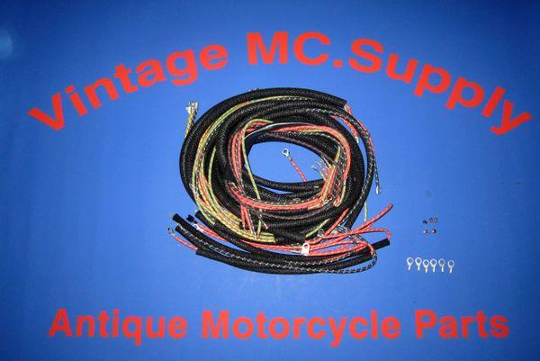 1964-1965 Servicar Wiring Kit