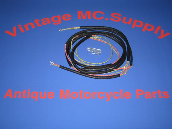 1955-1961 Light Weight Magneto Models Wiring Kit