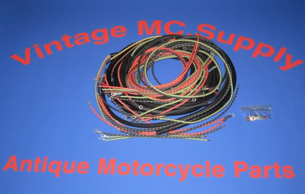 1952-1958 K Model and Sportster Wiring Kit