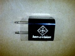 Accessory / Part: SC5VUSB - Ken-A-Vision 5V, 1A, USB/AC Adapter USA