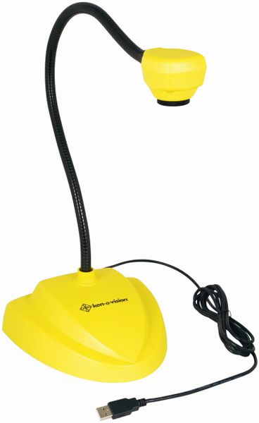Vision Viewer Yellow 7880YL Document Camera