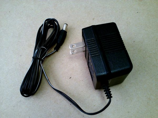 Accessory / Part: SCPS1205500R - Power Supply, 120VAC,5.5VDC,300mA,