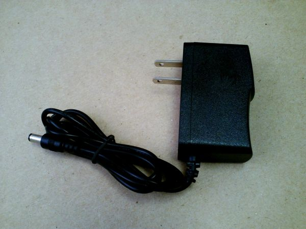 Accessory / Part: KAVSPS5U - Power Supply, 5VDC (Regulated) US