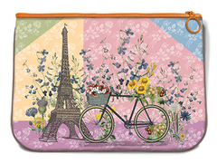 Paris Trip Handy Pouch
