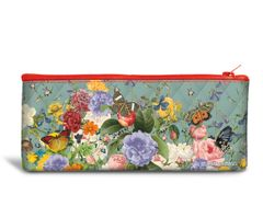 Flower Garden Recyclable Pencil Bag