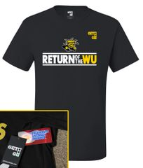 RETURN OF THE WU (NCAA WICHITA STATE SHOCKERS)